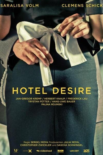 Caratula, cartel, poster o portada de Hotel Desire