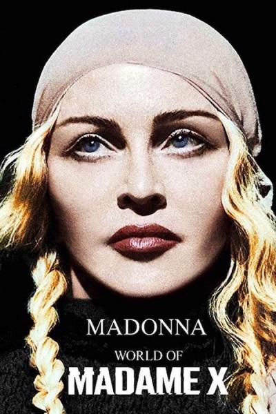 Caratula, cartel, poster o portada de Madonna: World of Madame X