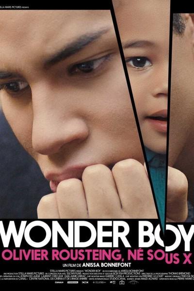 Caratula, cartel, poster o portada de Wonder Boy, Olivier Rousteing, né sous X