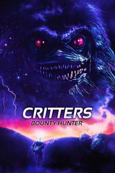 Caratula, cartel, poster o portada de Critters: Bounty Hunter