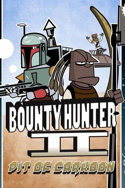 Caratula, cartel, poster o portada de Bounty Hunter II: Pit of Carkoon