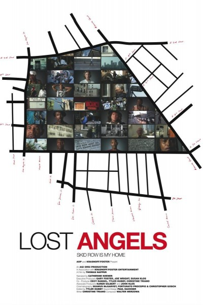 Caratula, cartel, poster o portada de Lost Angels: Skid Row Is My Home