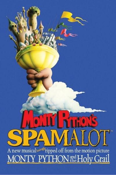 Caratula, cartel, poster o portada de Monty Python\'s Spamalot