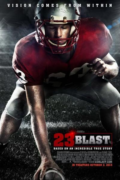 Caratula, cartel, poster o portada de 23 Blast