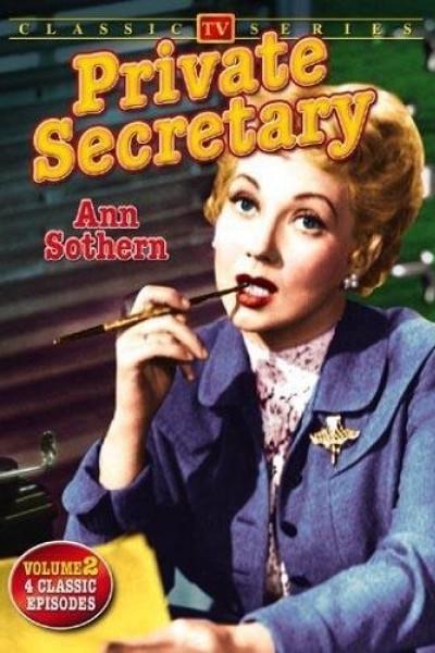 Caratula, cartel, poster o portada de Private Secretary