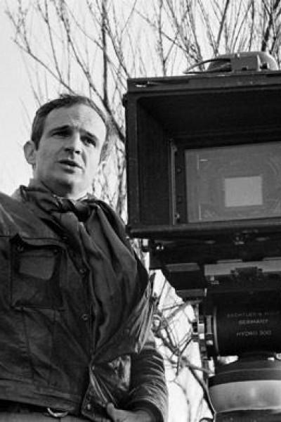 Caratula, cartel, poster o portada de François Truffaut: The Man Who Loved Cinema - Love & Death