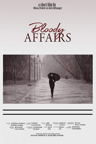 Caratula, cartel, poster o portada de Bloody Affairs