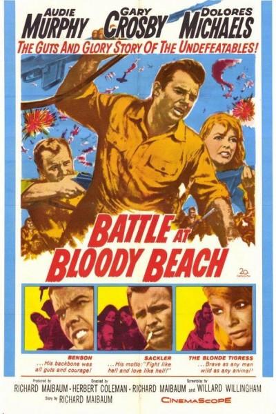Caratula, cartel, poster o portada de Battle at Bloody Beach