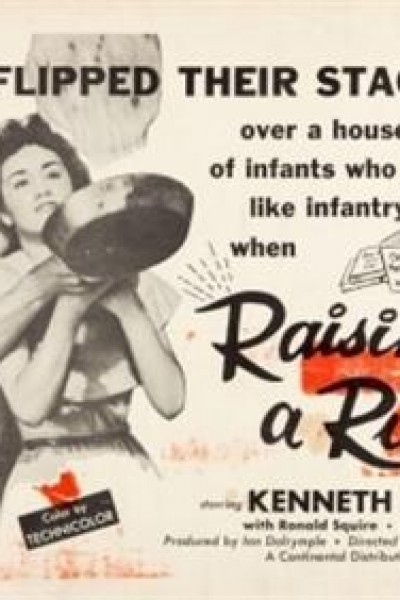 Caratula, cartel, poster o portada de Raising a Riot