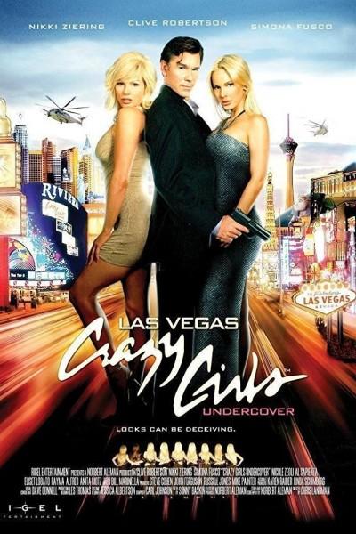 Caratula, cartel, poster o portada de Crazy Girls Undercover