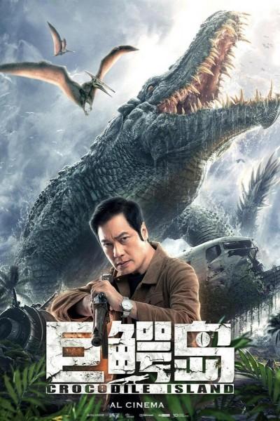 Caratula, cartel, poster o portada de Crocodile Island