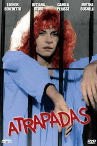 Caratula, cartel, poster o portada de Atrapadas