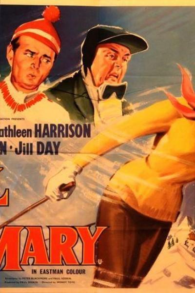 Caratula, cartel, poster o portada de All for Mary