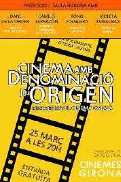 Caratula, cartel, poster o portada de Cinema amb denominació d\'origen