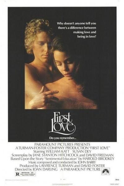Caratula, cartel, poster o portada de Primer amor