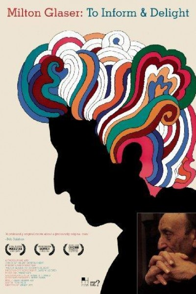 Caratula, cartel, poster o portada de Milton Glaser: To Inform and Delight