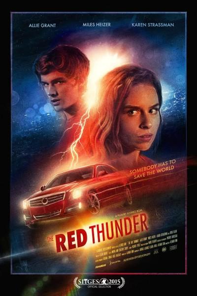 Caratula, cartel, poster o portada de El Trueno Rojo