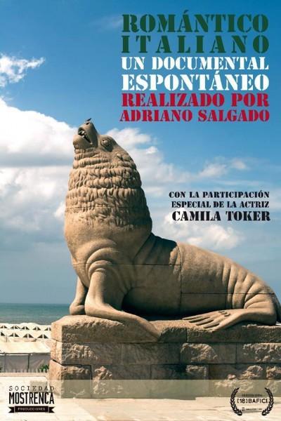 Caratula, cartel, poster o portada de Romántico italiano