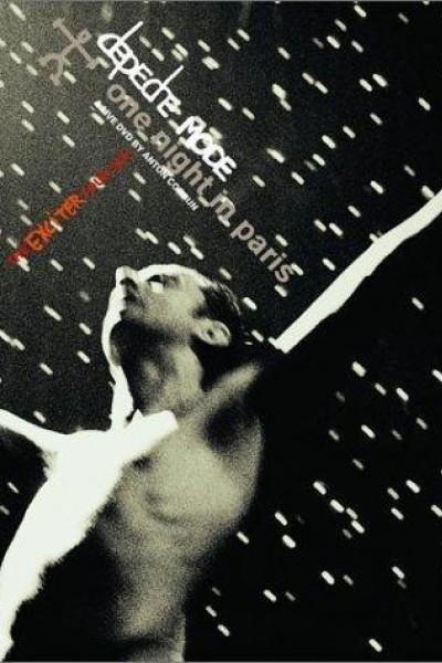 Caratula, cartel, poster o portada de Depeche Mode: One Night in Paris