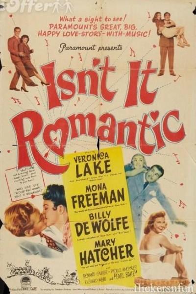Caratula, cartel, poster o portada de Isn\'t It Romantic?