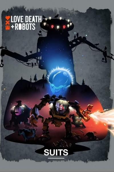 Caratula, cartel, poster o portada de Love, Death & Robots: Trajes