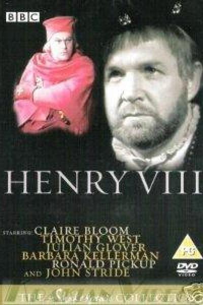 Caratula, cartel, poster o portada de Enrique VIII