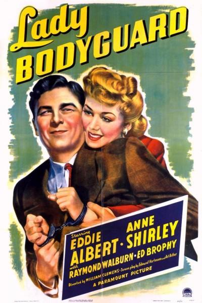 Caratula, cartel, poster o portada de Lady Bodyguard
