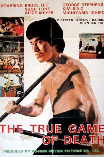 Caratula, cartel, poster o portada de El verdadero juego de la muerte