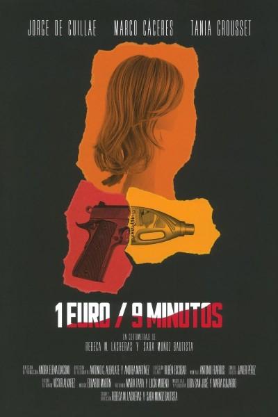 Caratula, cartel, poster o portada de 1 euro / 9 minutos