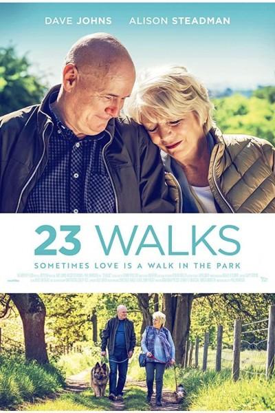Caratula, cartel, poster o portada de 23 Walks