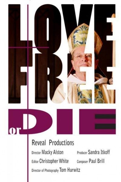 Caratula, cartel, poster o portada de Love Free or Die: How the Bishop of New Hampshire is Changing the World