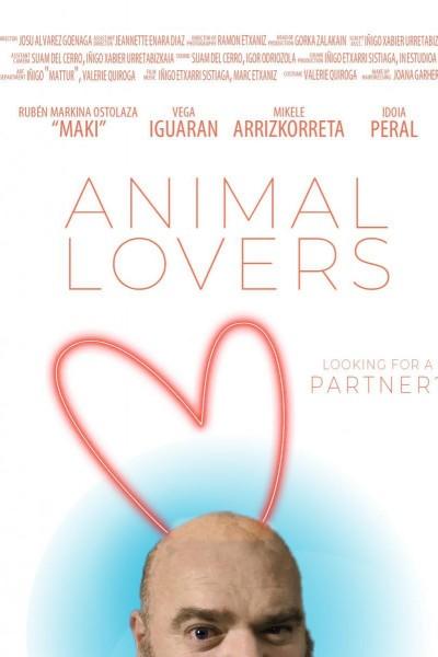 Caratula, cartel, poster o portada de Animal lovers