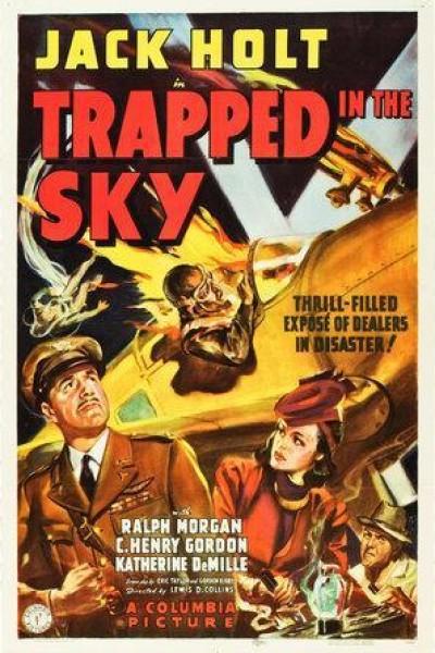 Caratula, cartel, poster o portada de Trapped in the Sky