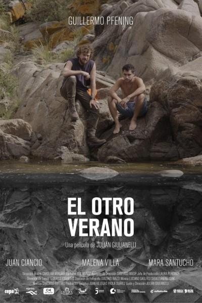 Caratula, cartel, poster o portada de El otro verano