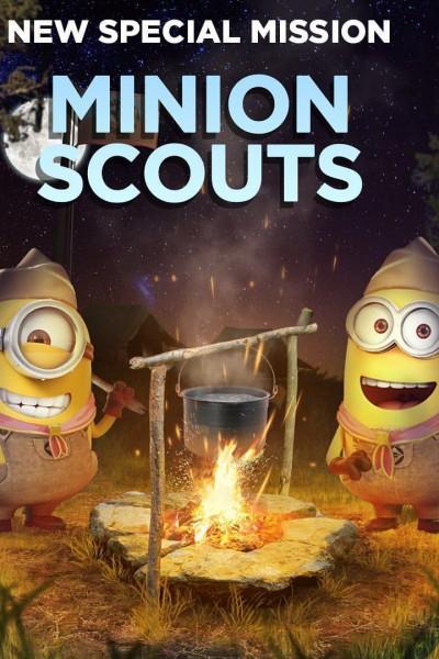 Caratula, cartel, poster o portada de Minion Scouts