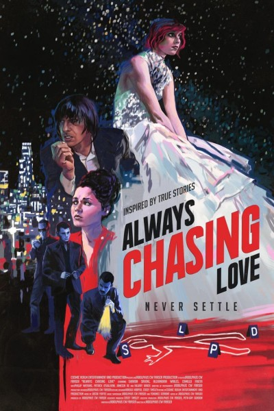 Caratula, cartel, poster o portada de Always Chasing Love