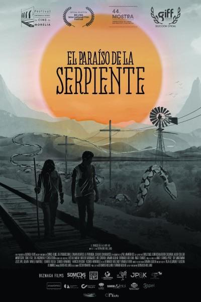 Caratula, cartel, poster o portada de El paraíso de la serpiente