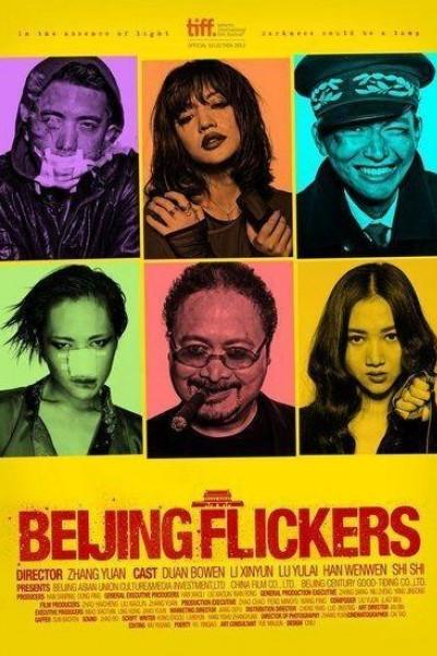 Caratula, cartel, poster o portada de Beijing Flickers