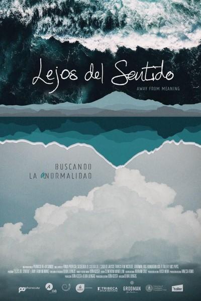 Caratula, cartel, poster o portada de Lejos del sentido