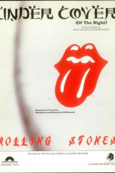 Caratula, cartel, poster o portada de The Rolling Stones: Undercover of the Night (Vídeo musical)