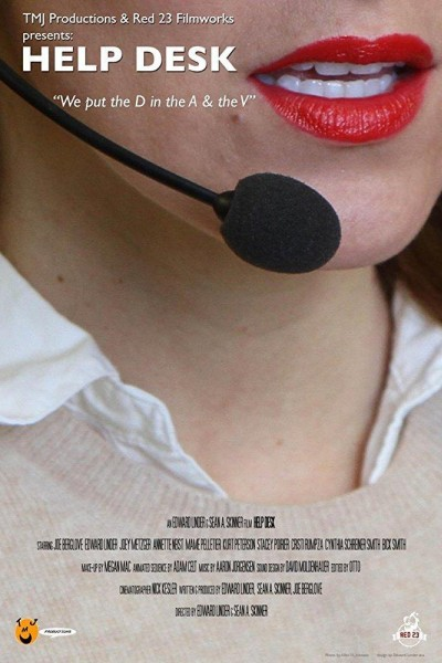 Caratula, cartel, poster o portada de Help Desk