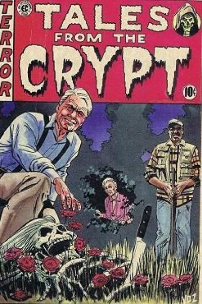 Caratula, cartel, poster o portada de Historias de la cripta: La curiosidad mata (Ep)