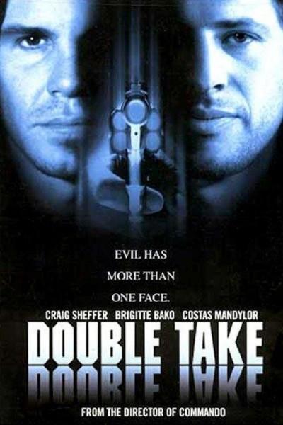 Caratula, cartel, poster o portada de Double Take