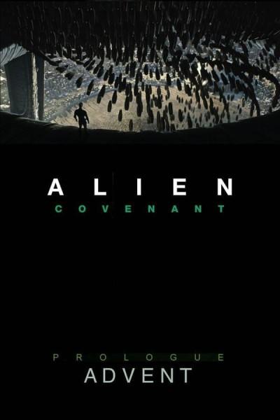 Caratula, cartel, poster o portada de Alien: Covenant - Advent