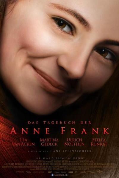 Caratula, cartel, poster o portada de The Diary of Anne Frank