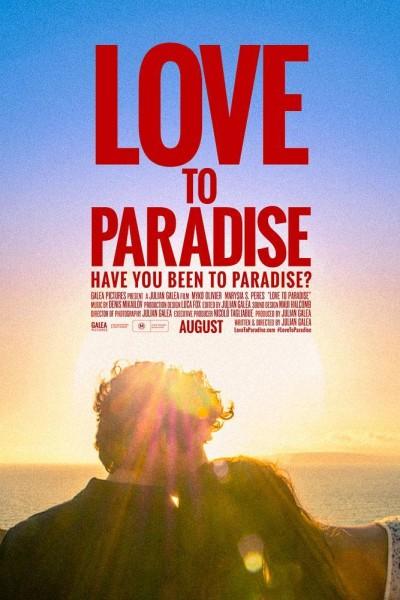 Caratula, cartel, poster o portada de Love to Paradise