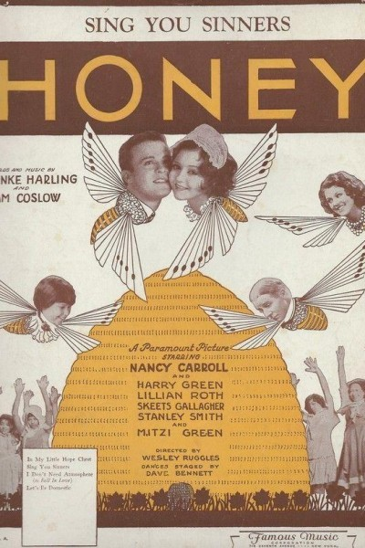 Caratula, cartel, poster o portada de Honey