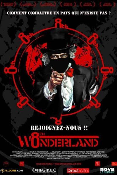 Caratula, cartel, poster o portada de 8th Wonderland