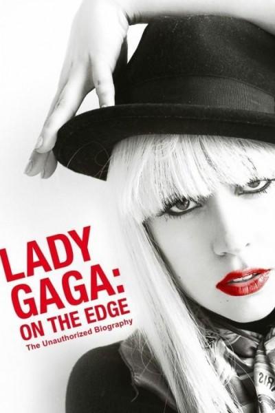 Caratula, cartel, poster o portada de Lady Gaga: On the Edge