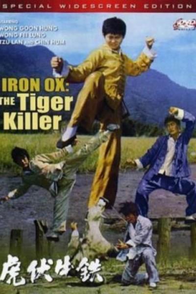 Caratula, cartel, poster o portada de Buey de Hierro: El asesino de Cantón